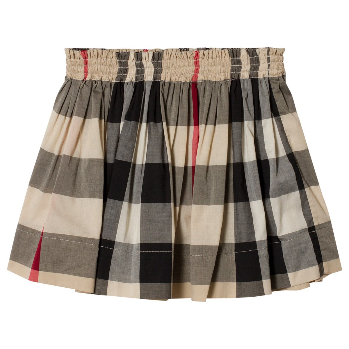 0b2f14bd5b39 Burberry Beige New Classic Check Hala Skirt