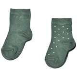 MP Ankle Derek 2Pack Bottle Green