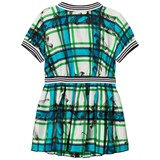 Burberry Aqua Updated Check Melby Dress