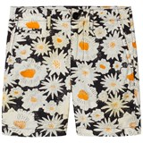 Burberry Yellow Daisy Print Tristen Shorts