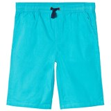 Lands' End Turquoise Pull On Shorts