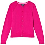 Lands' End Pink Sophie Cardigan