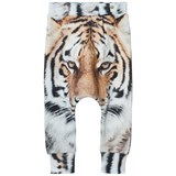 Popupshop Tiger Print Baggy Leggings