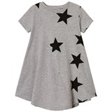 NUNUNU Heather Grey Star 360 Dress