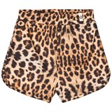 Popupshop Orange Leo Summer Runner Shorts