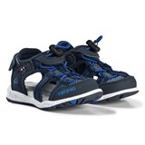 Viking Navy and Royal Blue Thrill Trainers