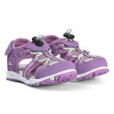 Viking Violet And Mint Thrill Trainers