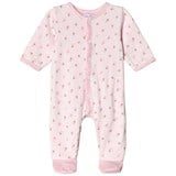 Absorba Pink Floral Babygrow