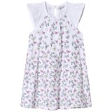 Hust&Claire White Butterfly Dress