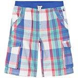 Joules Check Cargo Shorts