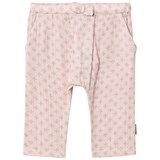 Hust&Claire Peach Whip Print Trousers