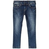 Pepe Jeans Blue Finly Skinny Fit Indigo Wash Soft Denim Jeans
