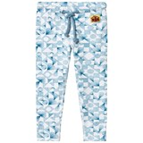 Modéerska Huset Blue Love Tiles Leggings