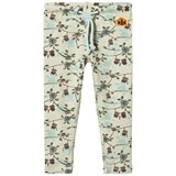 Modéerska Huset Green Monkey Business Leggings