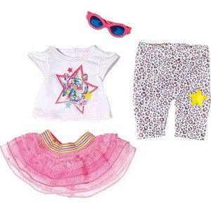 Baby Born Deluxe Glam Outfit Set 3 - 12 years