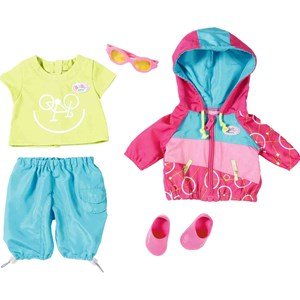Baby Born Play & Fun Biker Outfit 3 - 9 years