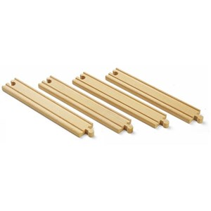 BRIO Long Straight Track Expansion 3 - 6 years
