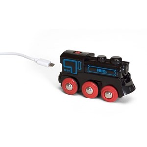 BRIO Rechargeable Engine with Mini USB Cable 3 - 7 years