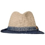 Pepe Jeans Navy and Straw Mountain Boy Hat