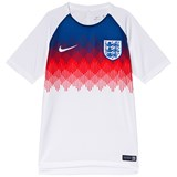 Nike White Dry England Squad Top