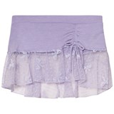 Bloch Lilac Eveline Bow Mesh Skirt with Tie