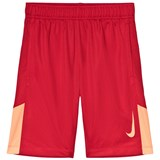 Nike Red Accelerate Dry Training Shorts