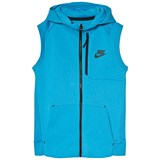 Nike Blue Sportswear Tech Fleece Vest