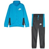 Nike Blue Pac Poly Sportswear Track Suit