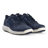 Timberland Kids Black Iris Youth Flyroam Oxford Trainers