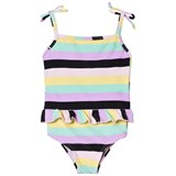 The BRAND Classic Swimsuit Pastell Stripe