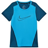Nike Blue Nike Dry Training Top