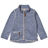 eBBe Kids Kalla fleece jkt Washed Navy