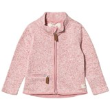 eBBe Kids Kalla fleece jkt Dove pink
