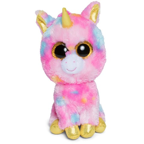 TY Small Fantasia the Unicorn Beanie Boo  941d8d76299