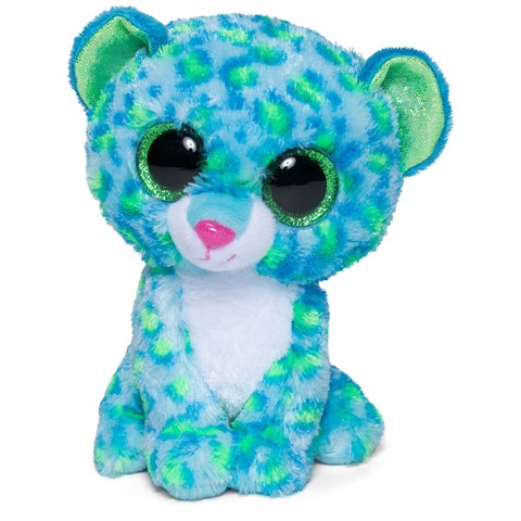 TY Small Leona the Leopard Beanie Boo
