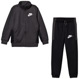 Nike Black Pac Poly Sportswear Track Suit