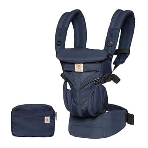 ERGOBABY | Ergobaby Midnight Blue Omni 360 Cool Air Baby Carrier One Size | Goxip