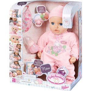 Baby Annabell Baby Annabell Interactive Doll 3 - 10 years