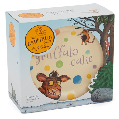 Gruffalo Gruffalou0027s Child Dinner set  sc 1 st  AlexandAlexa & Gruffalo Gruffalou0027s Child Dinner set | AlexandAlexa
