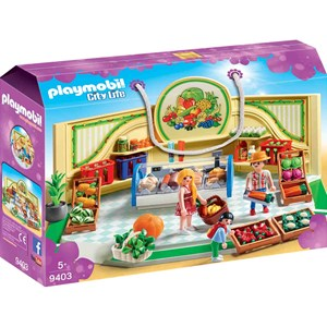 Playmobil 9403 Grocery Shop 5 - 12 years