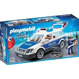 Playmobil 6920 Squad Car with Lights and Sound 4 - 10 years