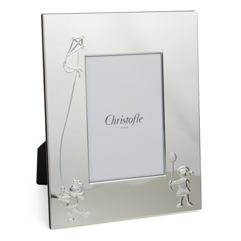 Christofle Leo And Lea Picture Frame Alexandalexa