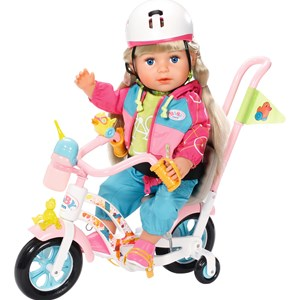 Baby Born Play And Fun Dolls' Bike 3 - 9 years