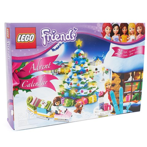 Lego Friends Advent Calender