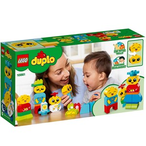 LEGO DUPLO 10861 LEGO® DUPLO® My First Emotions One Size