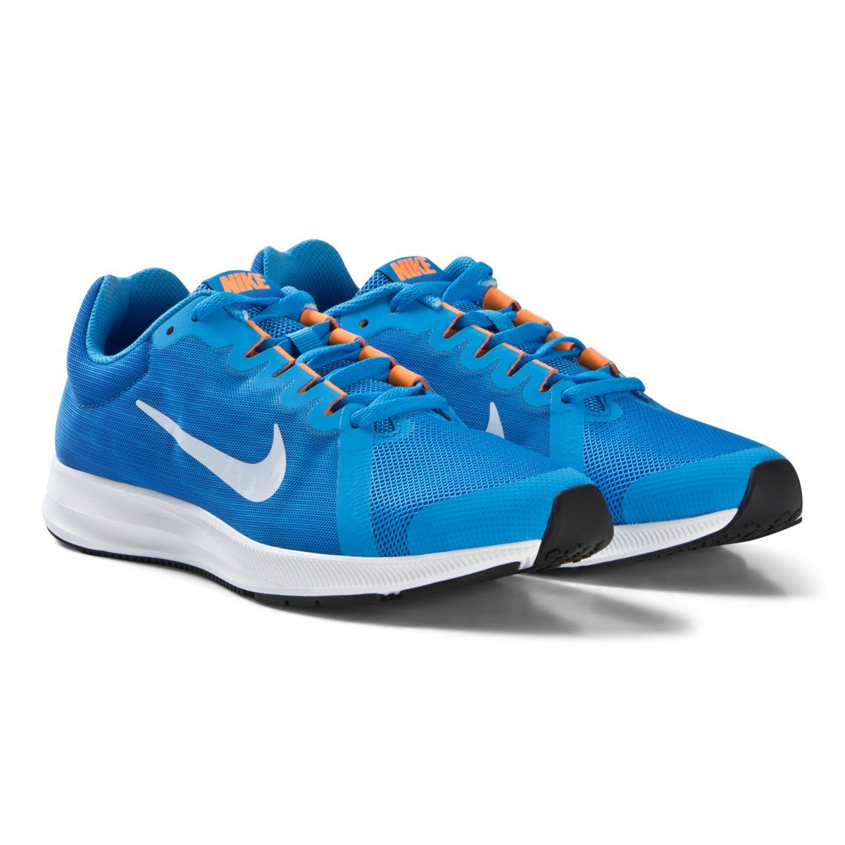 cheap for discount 881aa a303f Nike Blue Downshifter 8 Junior Performance Trainers   AlexandAlexa