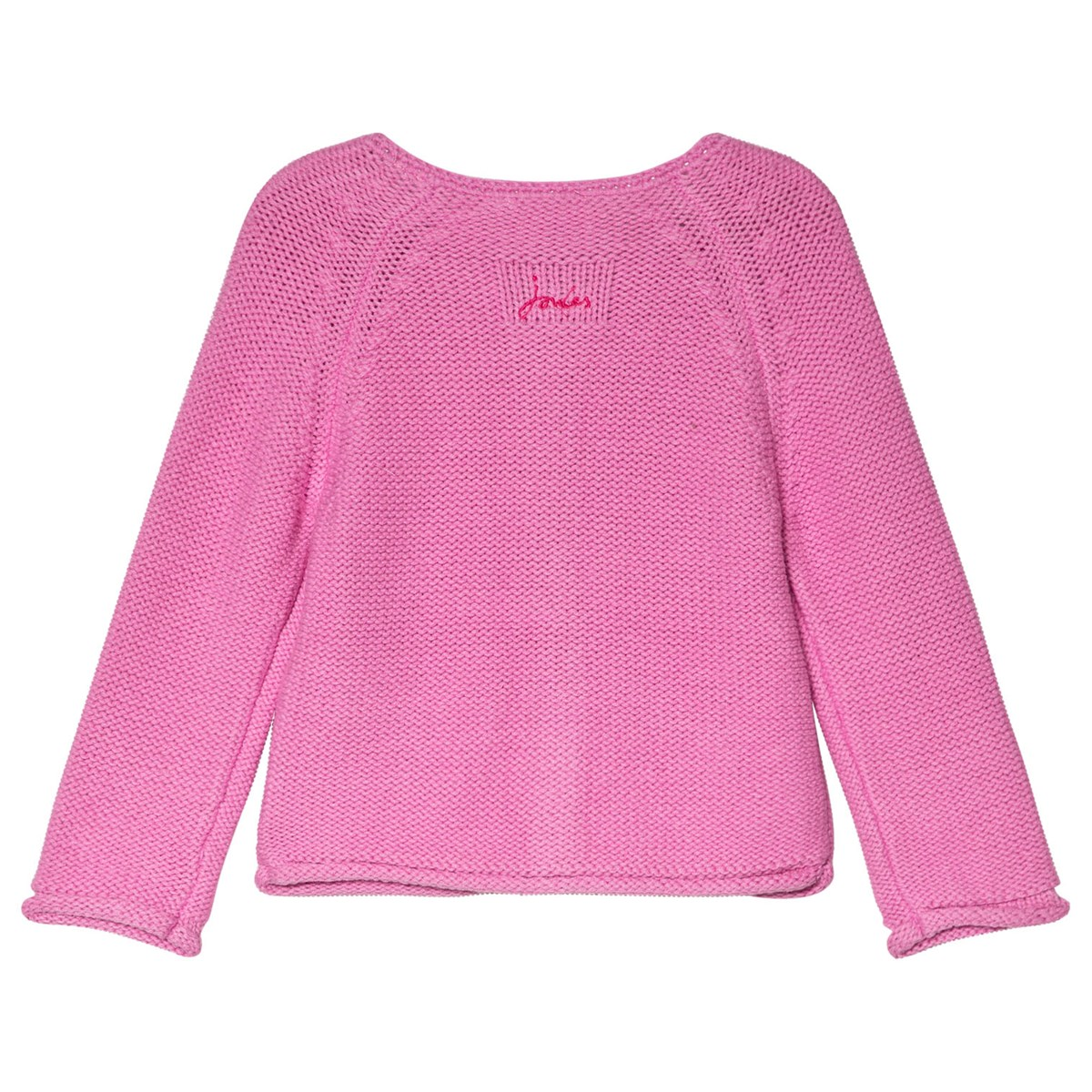 fb6721ef3c89 Joules Pink Dorrie Mouse Knitted Cardigan
