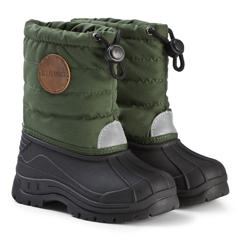 Kuling Forest Green Isaberg Winter Boots