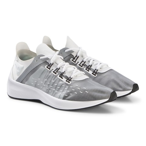 Nike White Future Fast Racer Shoes  26f23bcaf