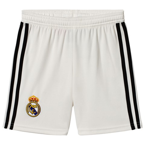 adidas Performance White Real Madrid ´18 Home Shorts
